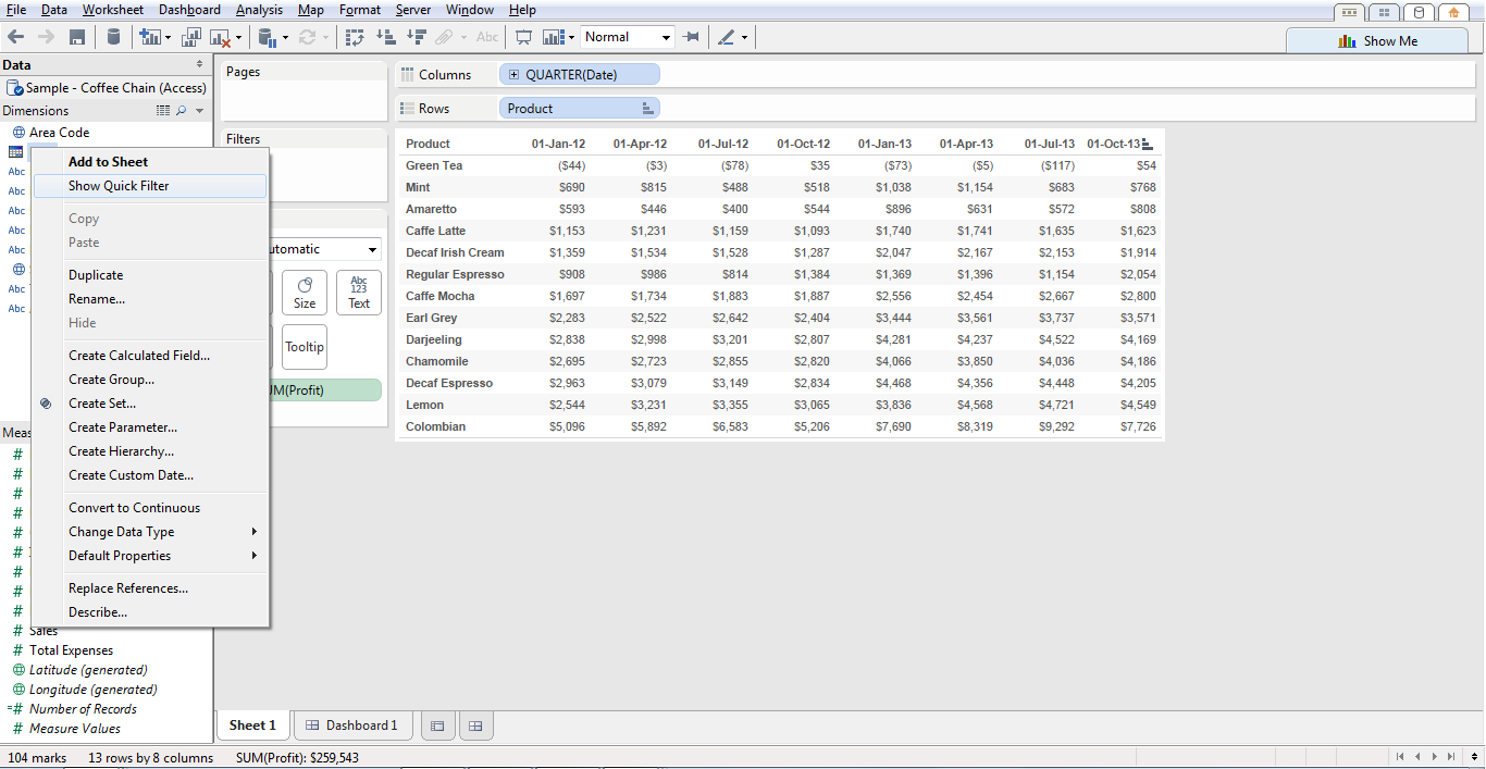 Using Range/Relative filter for a discrete Date field in